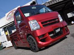 Suzuki Carry. механика, 4wd, 0.7, бензин, 24 400 тыс. км, б/п, нет птс. Под заказ