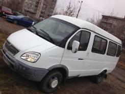 ГАЗ 32213. ГАЗ-32213 категория Б, 2 464 куб. см., 6 мест