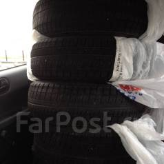 Bridgestone Blizzak Revo GZ. Зимние, без шипов, износ: 50%, 4 шт