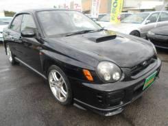 Subaru Impreza WRX. автомат, 4wd, 2.0, бензин, 66 799 тыс. км, б/п, нет птс. Под заказ