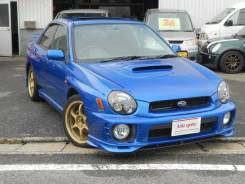 Subaru Impreza WRX. механика, 4wd, 2.0, бензин, 70 000 тыс. км, б/п, нет птс. Под заказ