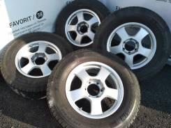 Ё-Wheels. 7.5x17, 6x139.70, ET25