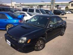 Subaru Impreza WRX. механика, 4wd, 2.0, бензин, 99 886 тыс. км, б/п, нет птс. Под заказ