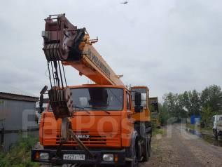 Ивановец КС-45717К-1. Продаётся автокран Ивановец, 11 762 куб. см., 25 000 кг., 31 м.