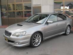 Subaru Legacy B4. автомат, 4wd, 2.0, бензин, 43 700тыс. км, б/п, нет птс. Под заказ