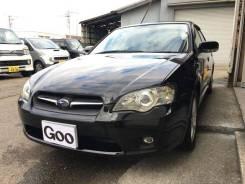 Subaru Legacy B4. автомат, 4wd, 2.0, бензин, 54 000тыс. км, б/п, нет птс. Под заказ