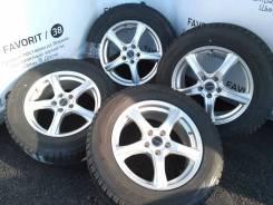 Bridgestone Balminum. 7.0x17, 5x114.30, ET45