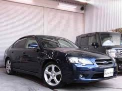 Subaru Legacy B4. автомат, 4wd, 2.0, бензин, 56 216тыс. км, б/п, нет птс. Под заказ