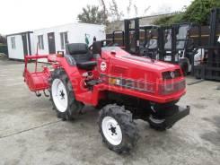 Mitsubishi. Трактор-мини