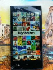 Highscreen Zera S. Б/у
