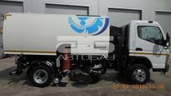 Ceksan. Вакуумная подметально-уборочная машина МВП-7017 F2, 4 000куб. см.
