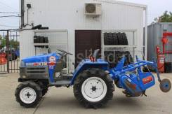 Iseki. Трактор-мини