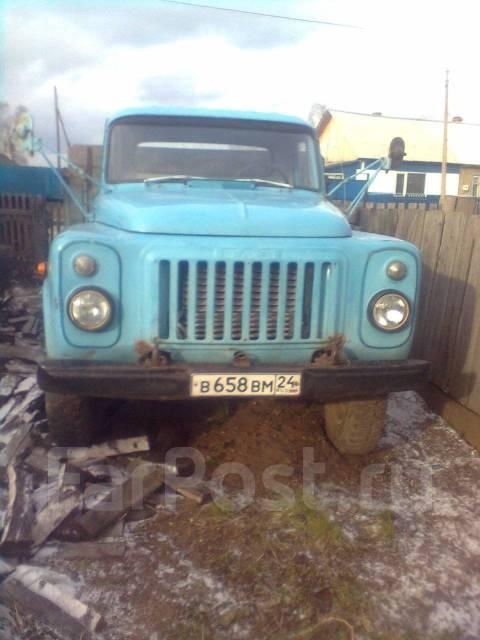 ГАЗ 52-04. Газ 52-04, 3 000 куб. см., 2 500 кг.