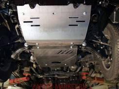 Защита двигателя. Toyota Land Cruiser Prado, KDJ120W, KDJ125W, VZJ120W, VZJ125W, RZJ120W, GRJ121W, VZJ121W, KDJ121W, TRJ125W, TRJ120W, KDJ120, GRJ120W...