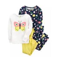 Пижамы. Рост: 74-80, 80-86, 86-92, 92-98 см