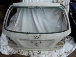 Дверь багажника. Lexus RX300, MCU10 Двигатель 1MZFE