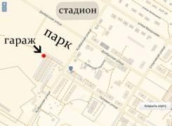 Гаражи капитальные. улица Полевая 24, р-н шахта Амурская (8-я шахта), 30 кв.м., электричество, подвал.