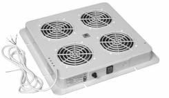 Вентиляторная панель для серверной стойки ZPAS WNM-APW04R0B91-161