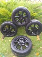 Комплект колес. 7.5x17 5x100.00, 5x114.30