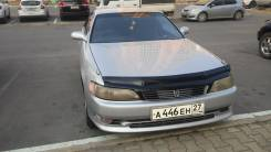 Toyota Mark II. автомат, задний, 2.5 (97 л.с.), дизель, 347 тыс. км
