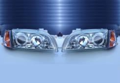 Фара. Toyota Carina E, ST191 Toyota Caldina, CT190, ST195, CT198, CT196, ET196, ST191, ST190 Toyota Corona, CT195, ST190, ST195, AT190, ST191, CT190 Д...
