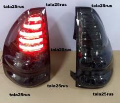 Стоп-сигнал. Toyota Land Cruiser Prado, GRJ120, GRJ120W, GRJ121, GRJ121W, GRJ125, GRJ125W, KDJ120, KDJ120W, KDJ121, KDJ121W, KDJ125, KDJ125W, RZJ120...