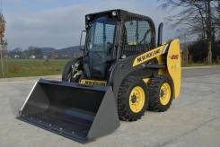 New Holland L215. Мини-погрузчик , 2 000 куб. см., 680 кг.