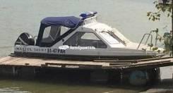 Автохранитель ходовой тент для лодок