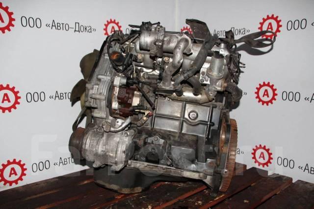 Двигатель в сборе. Hyundai H1 Hyundai Starex, A1 Hyundai Libero, SR Kia Sorento, BL Двигатели: D4CB, D4CBAENG