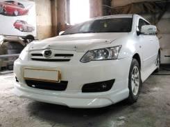 Обвес кузова аэродинамический. Toyota Corolla, CE121, NZE124, CDE120, ZRE120, ZZE120, ZZE122, NZE120, ZZE124, NDE120, ZZE123L, CE120, ZZE121L, ZZE120L...