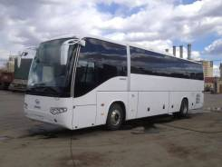 Higer KLQ6129Q. Higer KLQ 6129Q, 49 мест (стандартная комплектация), туристический, 8 900 куб. см., 49 мест