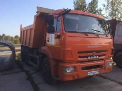 Камаз 65115. Оранжевый - 2014 г, 6 700 куб. см., 15 000 кг.