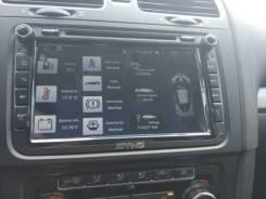Штатная магнитола VW Passat B6, B7, CC, Golf 5,6, Tiguan, Jetta, Skoda