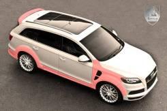 Обвес кузова аэродинамический. Audi Q7. Под заказ