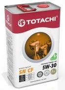 Totachi. Вязкость 5W-30, синтетическое. Под заказ