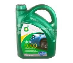 BP Visco. Вязкость 5W-40, синтетическое. Под заказ