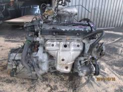 Двигатель в сборе. Honda Orthia Honda Stepwgn Honda S-MX Honda CR-V, RD1 Двигатель B20B