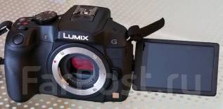 Panasonic Lumix DMC-G6. 15 - 19.9 Мп, зум: 14х и более
