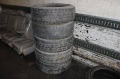 Bridgestone Dueler A/T D694. Грязь AT, износ: 50%, 5 шт