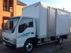 Isuzu Elf. Фургон широколобый, 4 300 куб. см., 3 000 кг.