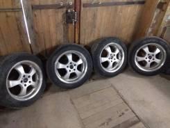 2Crave Wheels. 7.0x17, 5x114.30, ET50, ЦО 70,3мм.