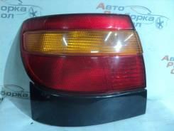 Планка под фонарь Toyota Carina E 1992-1997, левая