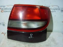 Планка под фонарь Toyota Carina E 1992-1997, правая