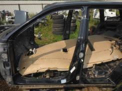 Порог левый Hyundai Santa Fe (SM)/ Santa Fe Classic 2000-2012