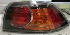 Фонарь наружный Mitsubishi Lancer (CX, CY) 2007-нв, правый задний