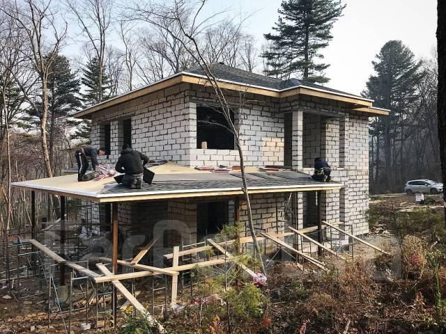 Строительство из блоков + Акция на проектирование!