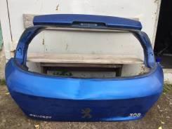 Крышка багажника. Peugeot 308
