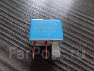 Реле. Toyota: Echo, Voxy, Allion, Corolla Runx, Aurion, Mark X, Blade, Porte, Yaris, Hilux Surf, Corolla Levin, Brevis, Platz, RAV4, Town Ace Noah, EQ...
