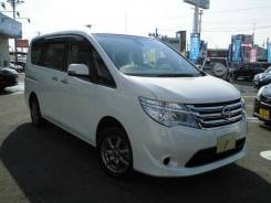 Nissan Serena. автомат, 4wd, 2.0, бензин, 36 504тыс. км, б/п. Под заказ