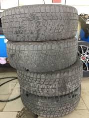 Bridgestone Blizzak DM-V1. Зимние, 2012 год, износ: 50%, 4 шт